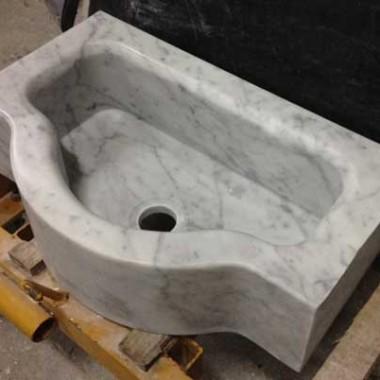 Lavandino marmo
